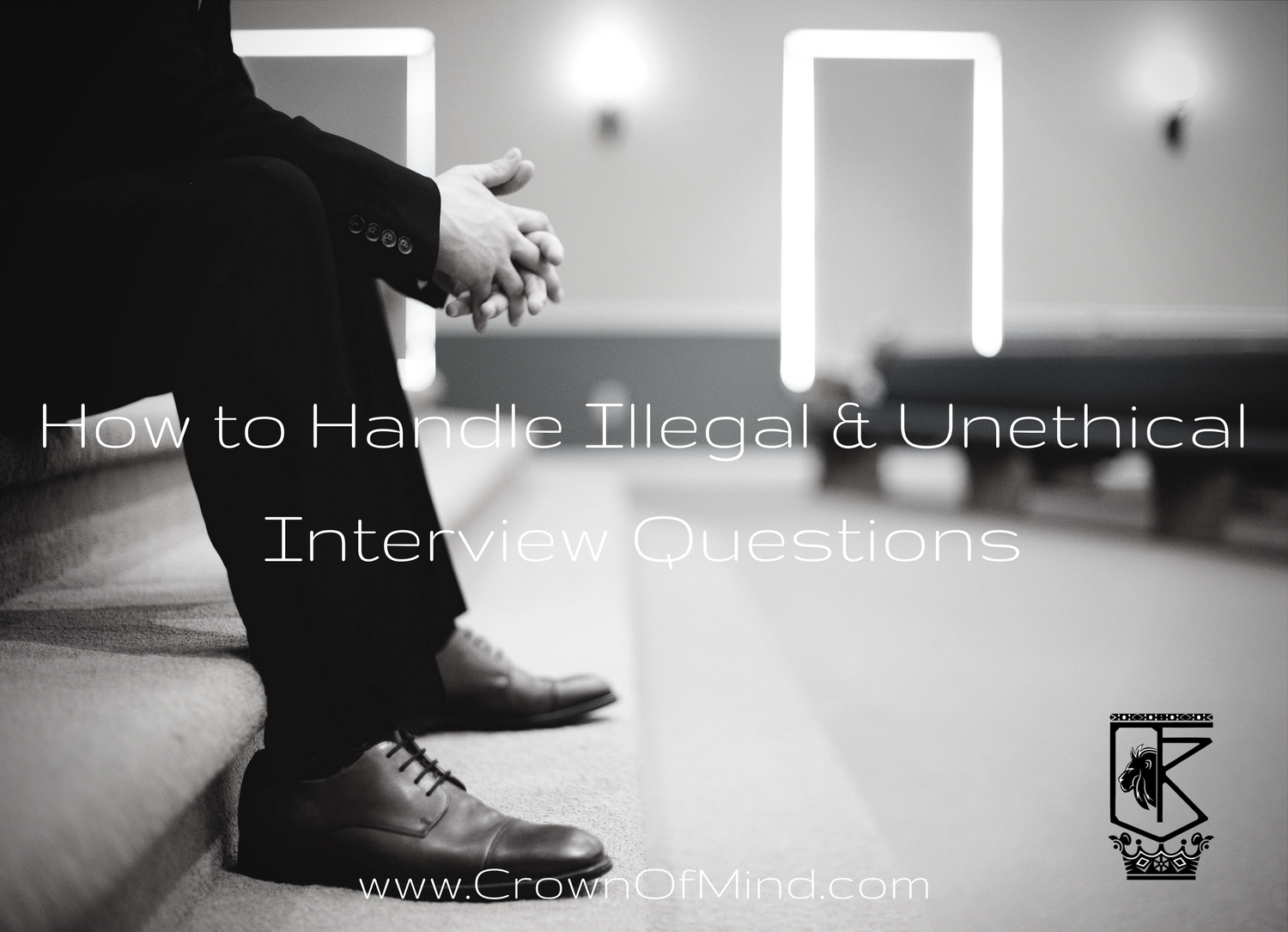 how to handle illegal  u0026 unethical interview questions